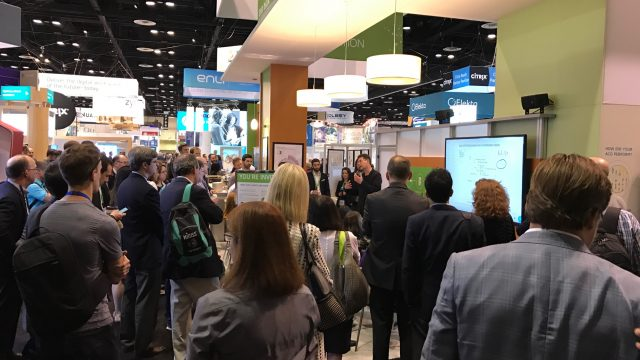 John Halamka, MD at HIMSS17