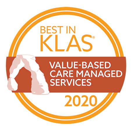 2020 Best in KLAS - Value-Based Care Managed Services